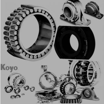 roller bearing yoke type track roller