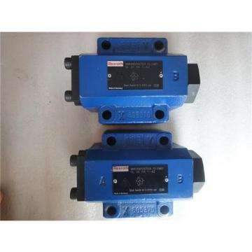 REXROTH 3WE 6 B6X/EG24N9K4/V R900915675 Directional spool valves